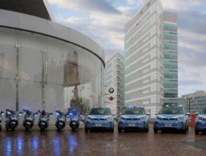 auto elektromobily BMW i3 a elektroskútry BMW C Evolution EXPO 2015 světová výstava Miláno Itálie