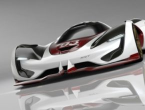 auto SRT Tomahawk - virtuální desetiválcový hybrid