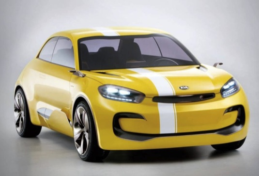 Koncept Kia KND-7 se poprvé objevil minulý rok na autosalonu v Soulu. Mohlo by jít o pomyslný předobraz chystaného nového hybridu?