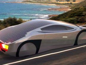 solární auto elektromobil Immortus EVX Ventures Austrálie