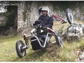 auto elektromobily elektro-bugina Swincar e-Spider