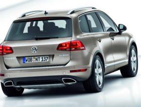 auto Volkswagen Touareg Hybrid