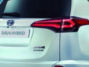 auto nová Toyota RAV4 Hybrid