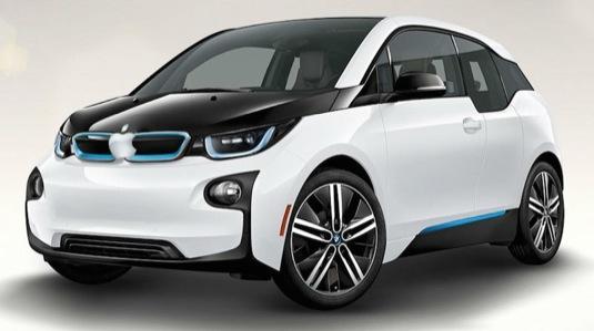 auto BMW i3 elektromobil elektroauto Apple auto