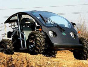 auto elektromobily elektrická bugina elektrobugina Eco Cruise Cruser Sport