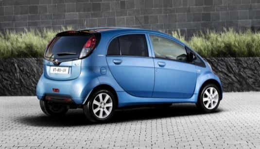 auto elektromobily Peugeot iOn snížení ceny zlevnění