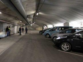 auto Norsko Oslo Akershus garáže parkoviště nabíjení pro elektromobily elektroauta