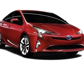 auto Toyota Prius nová 4. generace hybrid