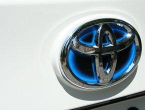 auto značka logo Toyota