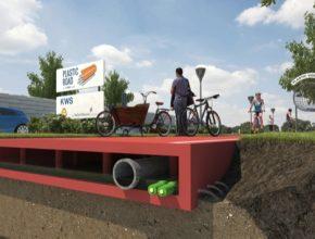 auto silnice z plastů nahradí asfalt