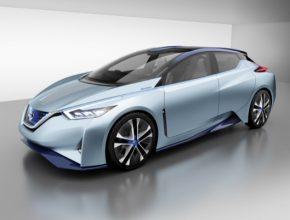 auto elektromobily koncept Nissan IDS