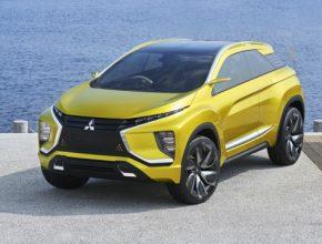 auto elektromobily Mitsubishi eX koncept autosalon tokio