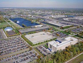 auto General Motors Warren technické centrum
