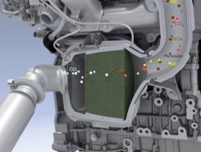 auto motor emise spotřeba měření PSA Peugeot Citroen