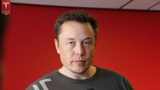 auto Elon Musk šéf Tesla Motors