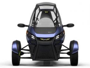 auto elektrická tříkolka Arcimoto SRK 8