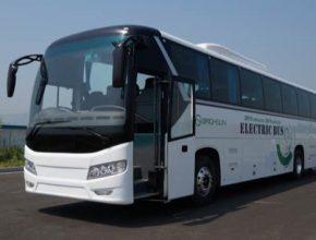 auto elektromobily elektrobus elektrický autobus Brighsun