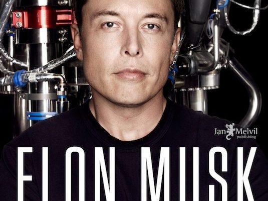 auto Elon Musk Tesla, SpaceX a hledání fantastické budoucnosti knoha biografie životopis