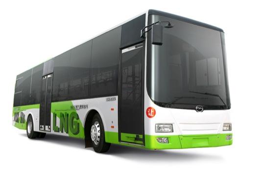 auto konference o LNG autobus na zkapalněný zemní plyn