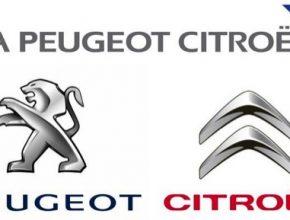 auto PSA Peugeot Citroen logo