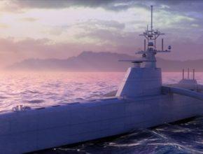 americká armáda ACTUV lovec ponorek stopař dron robotická loď