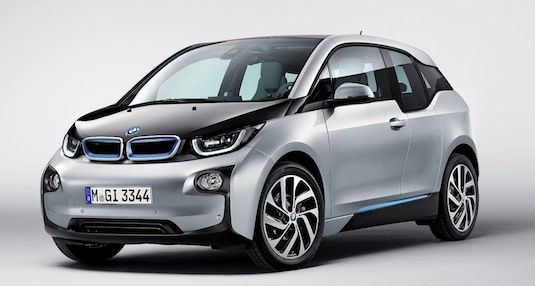 auto elektromobil BMW i3 dotace na nákup česká republika