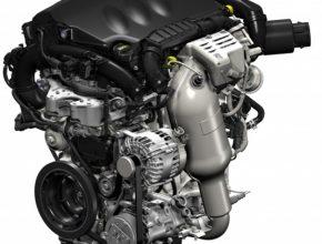 Tříválcový přeplňovaný benzínový motor PureTech