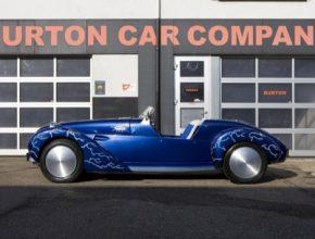 auto Burton Electric elektrický roadster