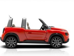 auto elektromobil Citroen e-Mehari