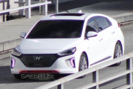 auto Hyundai Ioniq