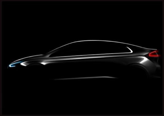 auto Hyundai Ioniq: elektromobil, plug-in hybrid i hybrid