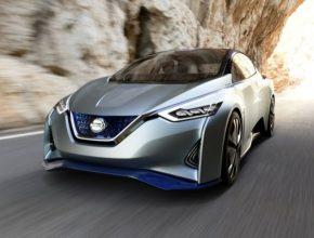 auto Nissan Koncept IDS