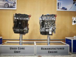 Ford recykluje staré motory za pomoci speciální plazmové technologie