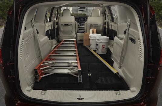 auto Chrysler Pacifica Hybrid plug-in hybrid autosalon Detroit NAIAS 206