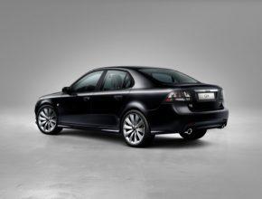 auto elektromobil Saab 9-3 NEVS Čína