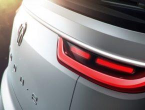 auto elektromobil koncept Volkswagen Budd-e CES 2016 Las Vegas