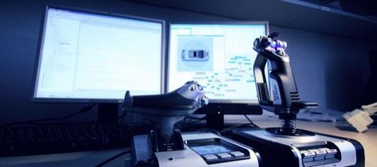 Také v České republice probíhá výzkum a vývoj v oblasti robotických aut