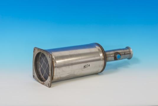 Filtr pevných částic (FAP) je jednou z komponent, kolem které v Česku panuje řada mýtů a nedorozumění