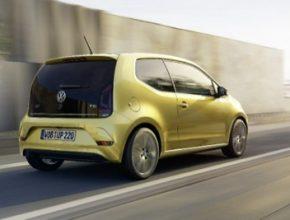 auto nový Volkswagen up! autosalon Ženeva 2016
