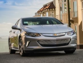 auto plug-in hybrid Chevrolet Volt druhé generace