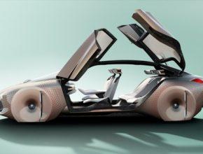 auto BMW Vision Next pro 22. století