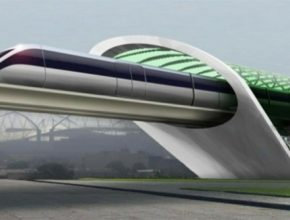 auto Hyperloop Transportation Technologies Slovensko dohoda