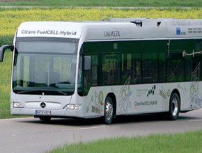 auto Mercedes-Benz Citaro F-Cell hybrid autobus
