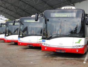 auto nové CNG autobusy na plyn stlačený zemní Dopravního podniku města Brna