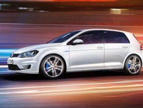 auto nový Volkswagen Golf GTE plug-in hybrid cena dojezd specifikace