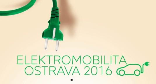 auto pozvánka Elektromobilita Ostrava 2016