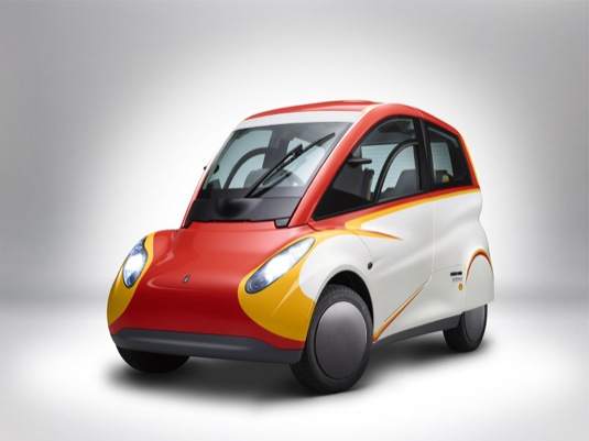 Shell Project M Gordon Murray ultra-úsporné aut