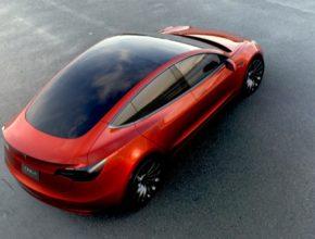 auto elektromobil Tesla Model 3 Tesla Motors elektroauto