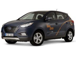 auto na vodík Hyundai ix35 Fuel Cell