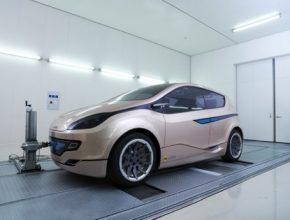 auto elektromobily Magna Steyr Mila EV
